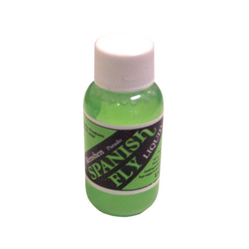 Spanish Fly Liquid Licky Lime 1 Fl. Oz. - View #2