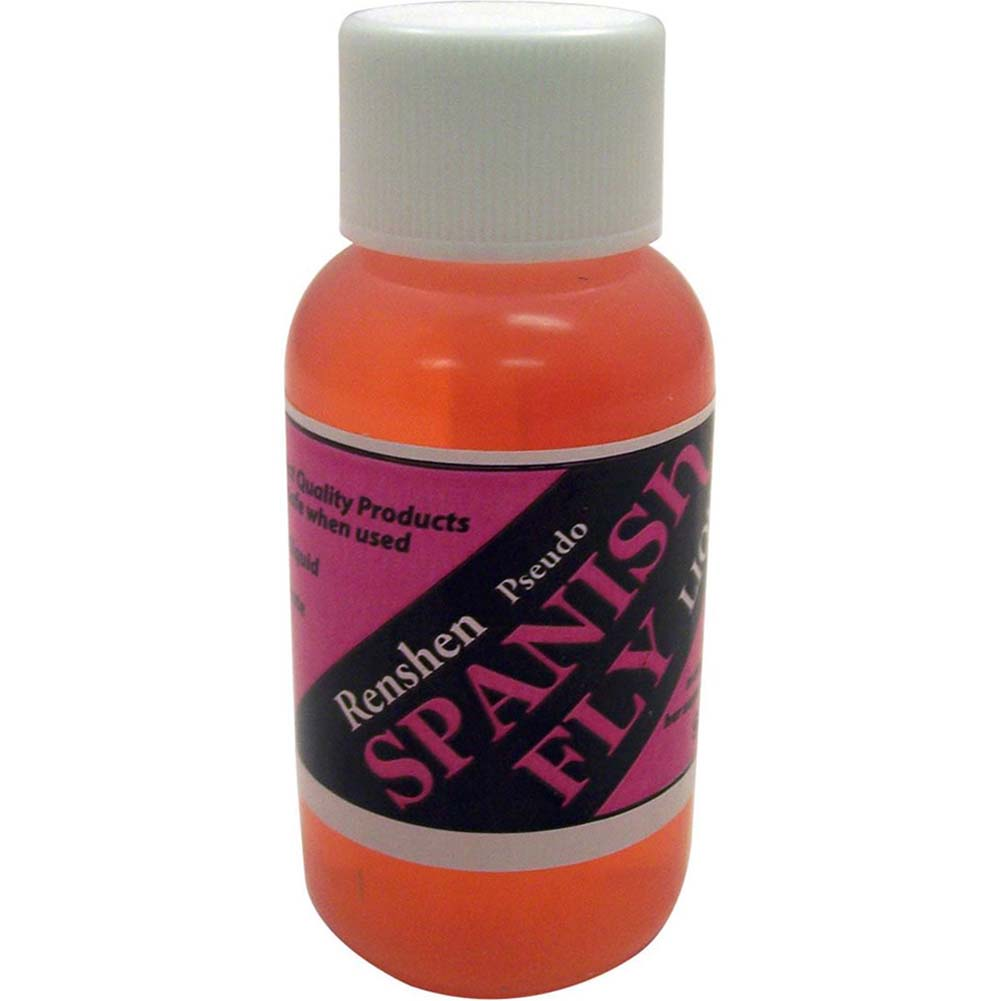 Spanish Fly Liquid 1 Fl.Oz 30 mL Strawberry Flavor - View #2