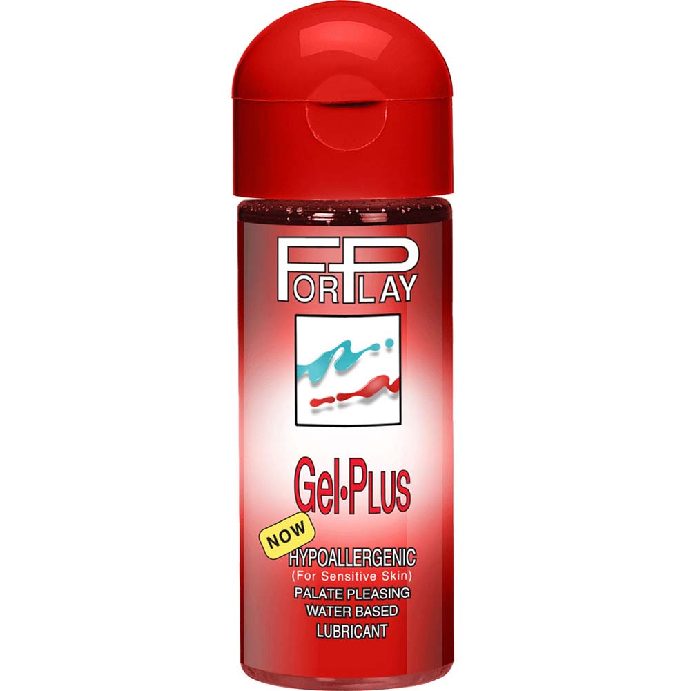 ForPlay Gel Plus Hypoallergenic Lubricant for Sensitive Skin 2.5 Oz 71 G - View #1