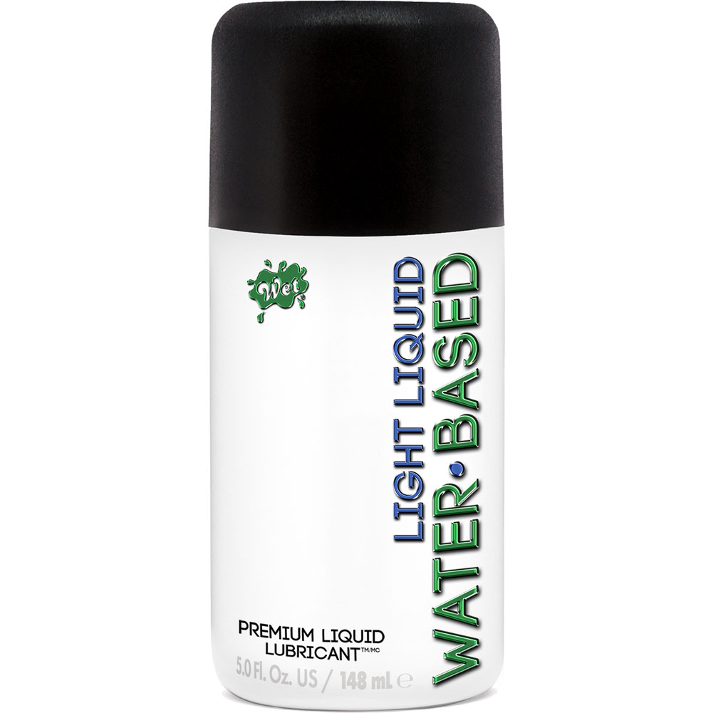 Wet Light Liquid Lubricant 4.8 Oz. - View #1