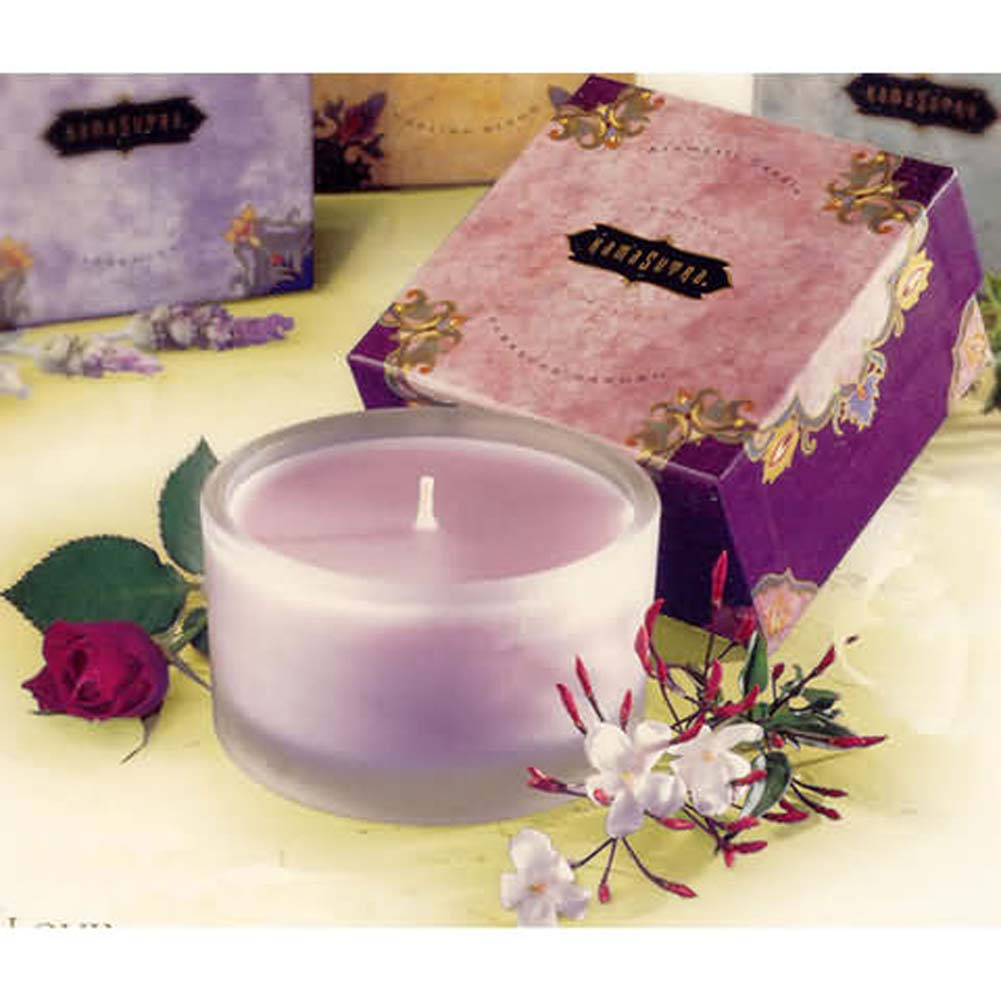 Kama Sutra Aromatic Candle Healing Blend - View #1