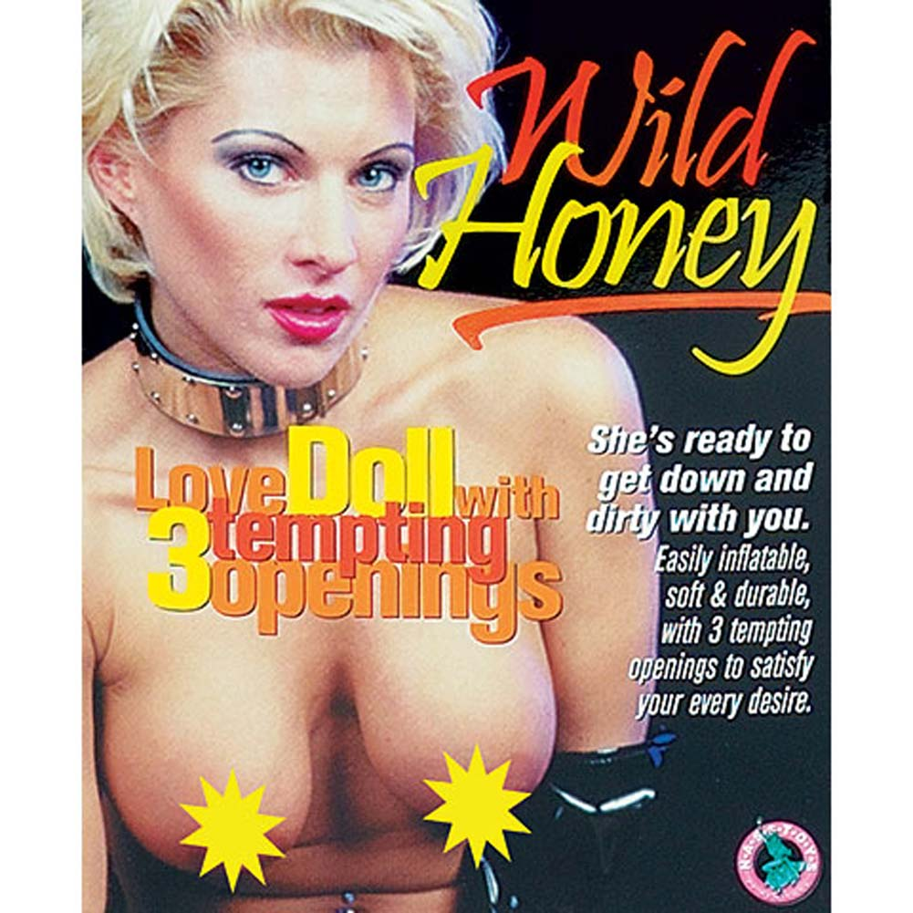 Wild Honey Love Doll - View #1
