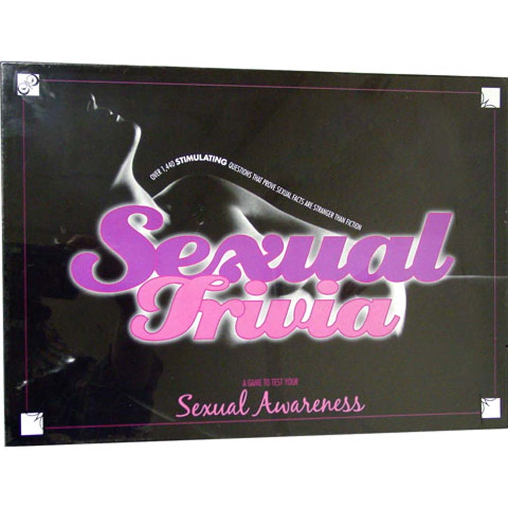 Sexual Trivia Board Game - View #1