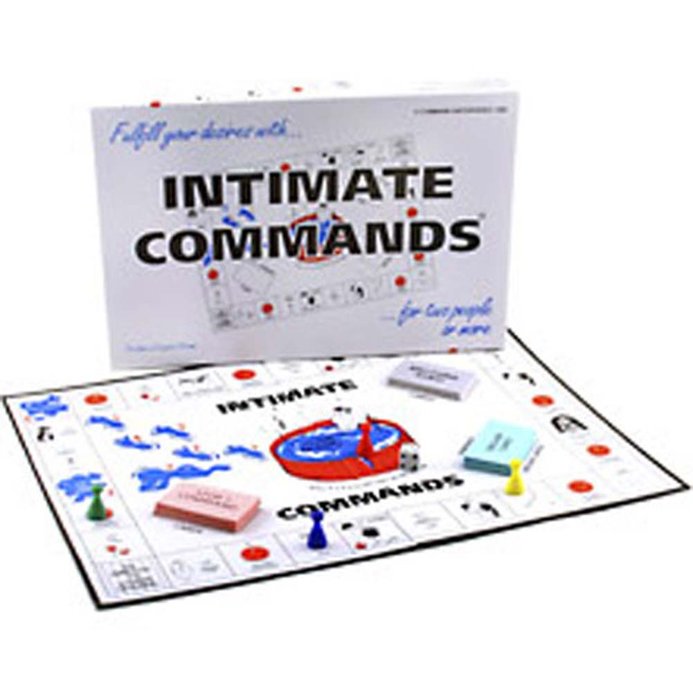 Intimate Commands Game - View #1