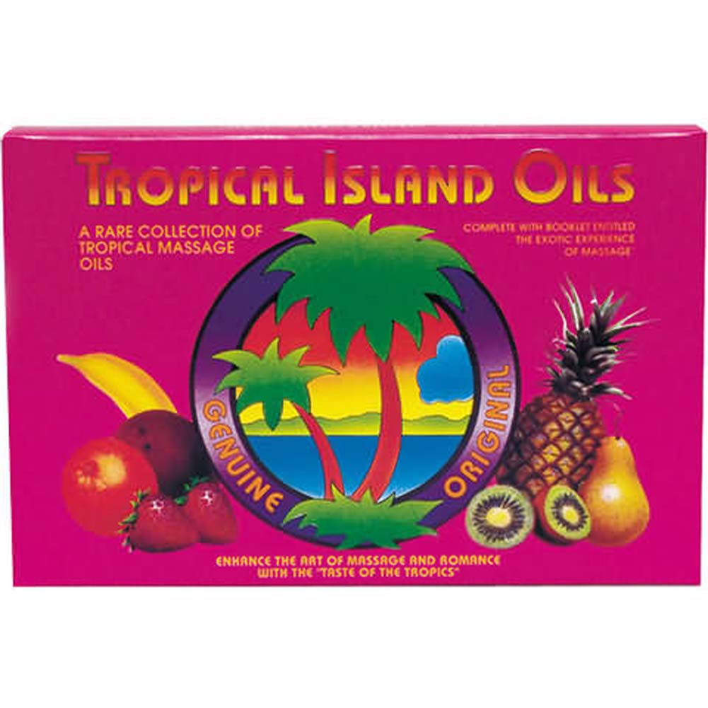 Tropical Island Oils Collection - View #1