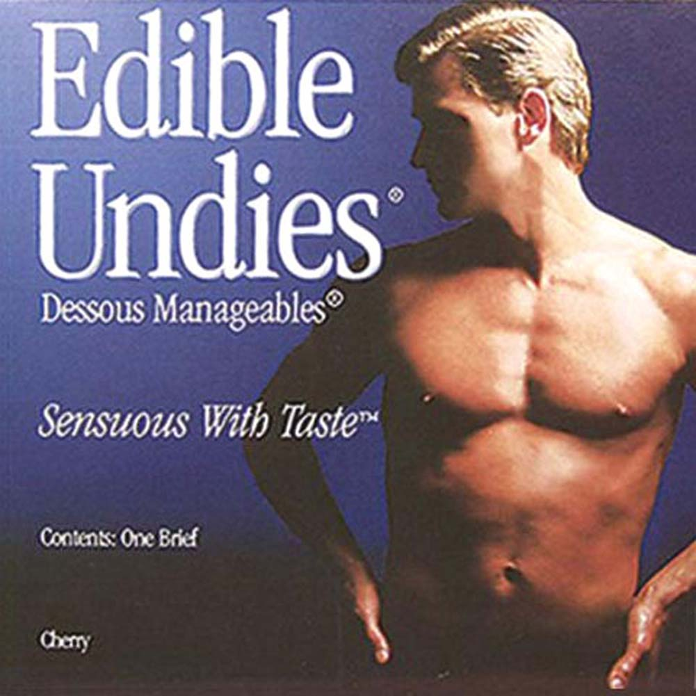 Edible Undies for Men Champagne - View #1