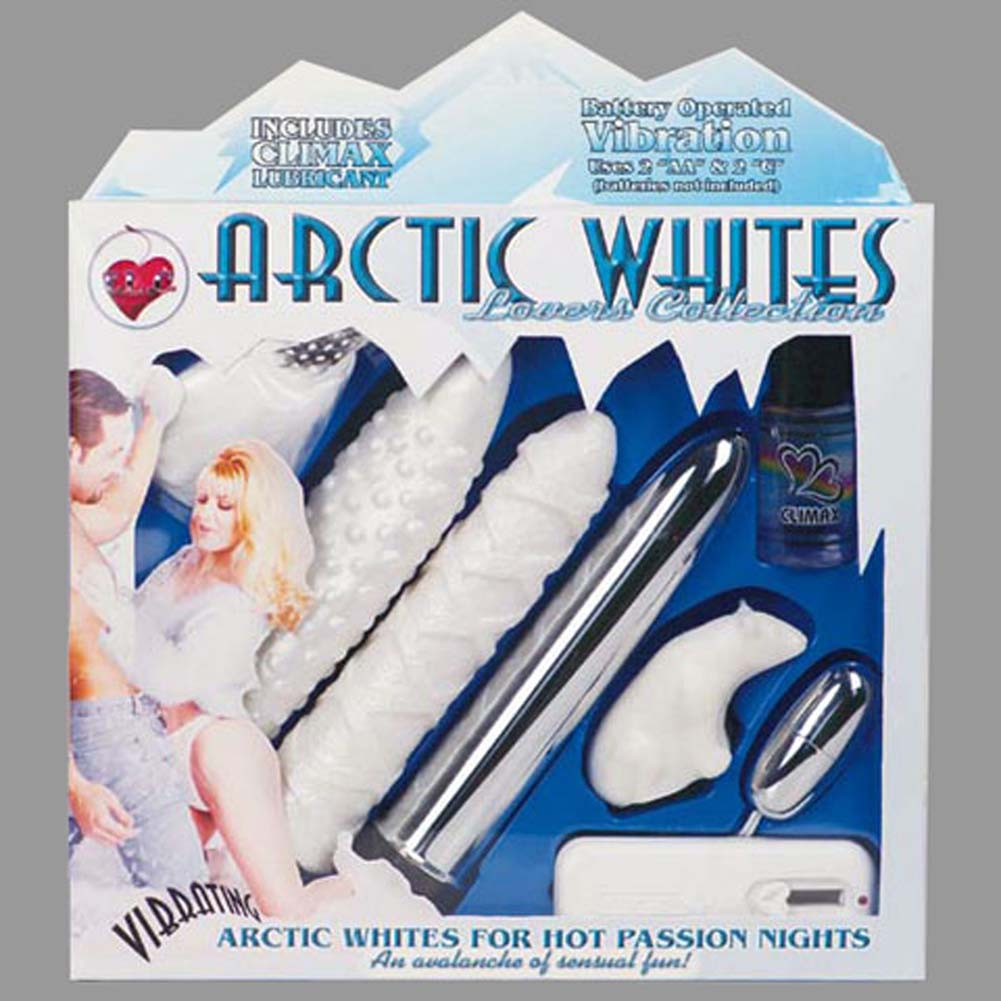 Artic Whites Lovers Collection Kit - View #2