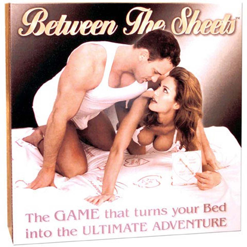 Between the Sheets Bed Game - View #1