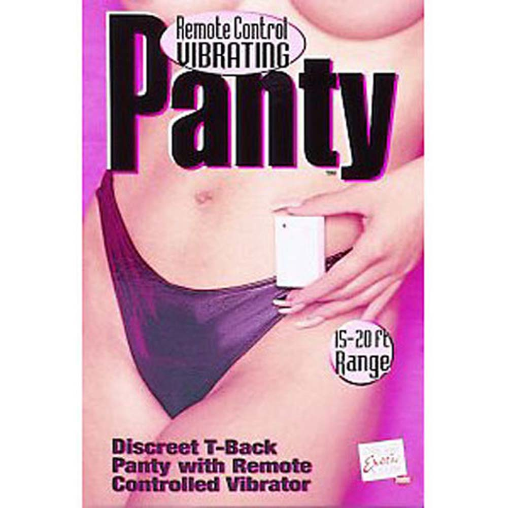 Remote Control Wireless Vibrating Panty - View #1