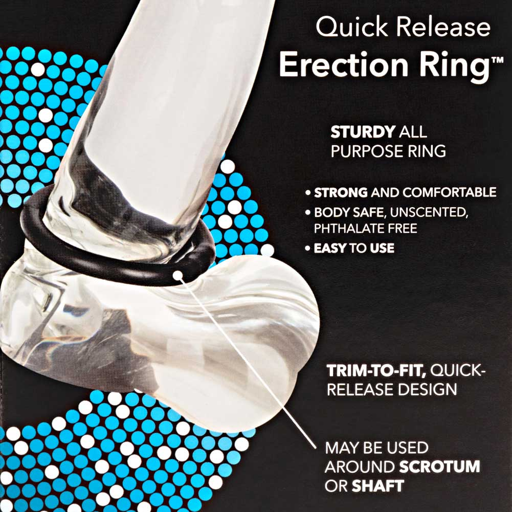 Quick Release Erection Ring - View #1
