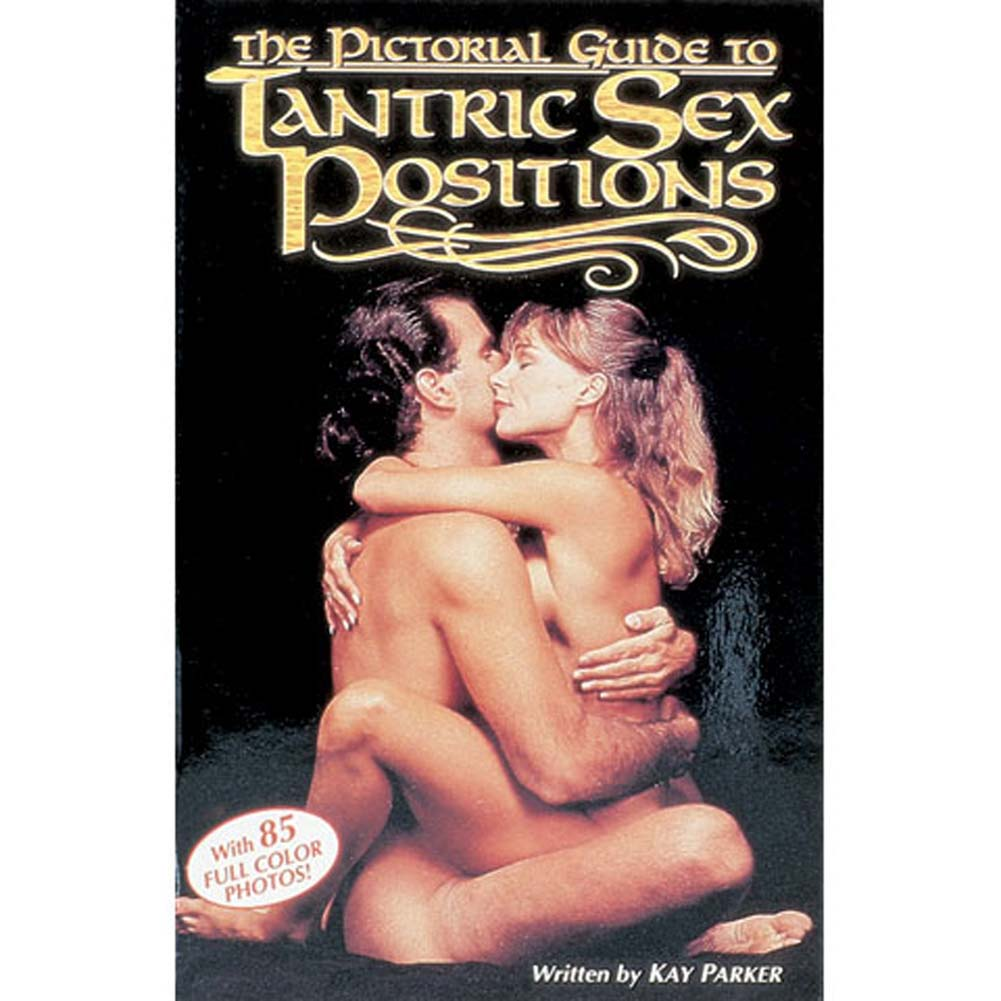 Pictorial Guide to Tantric Sex Positions Book - View #2