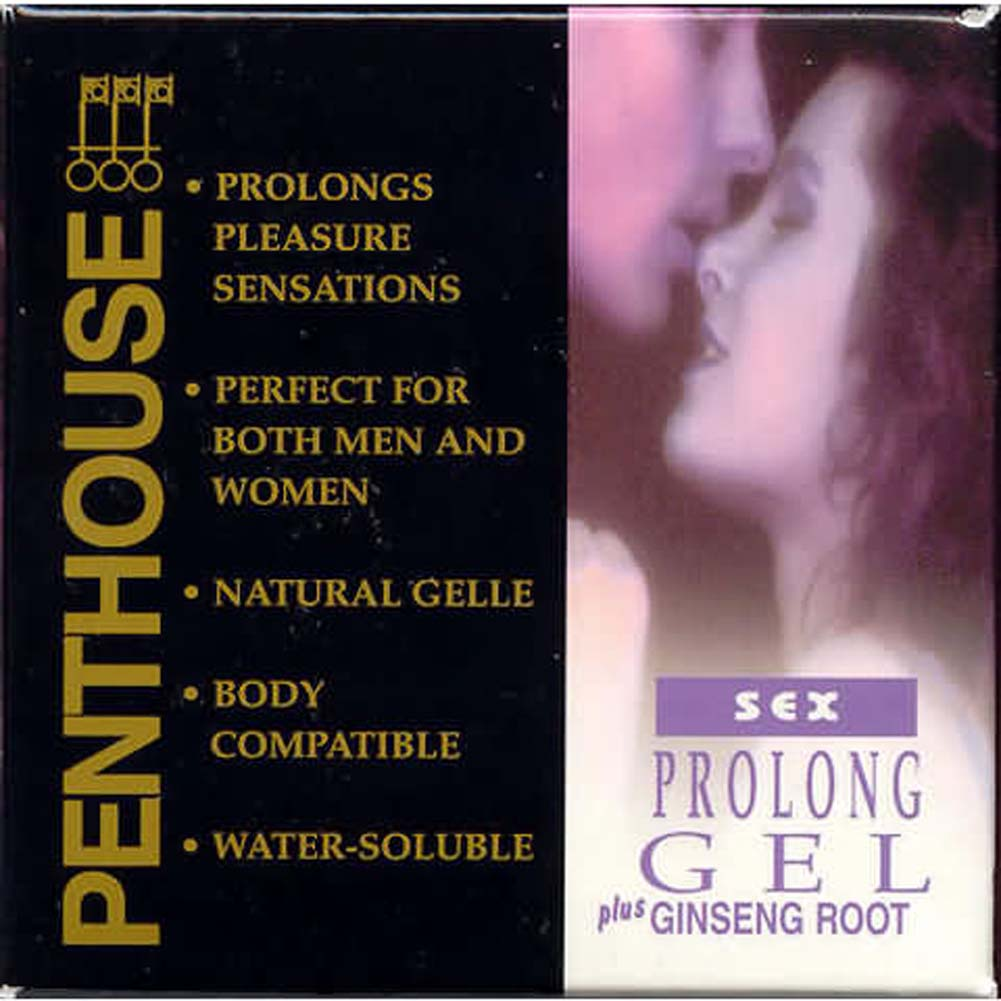 Sex Prolong Gel Ginseng Root - View #2