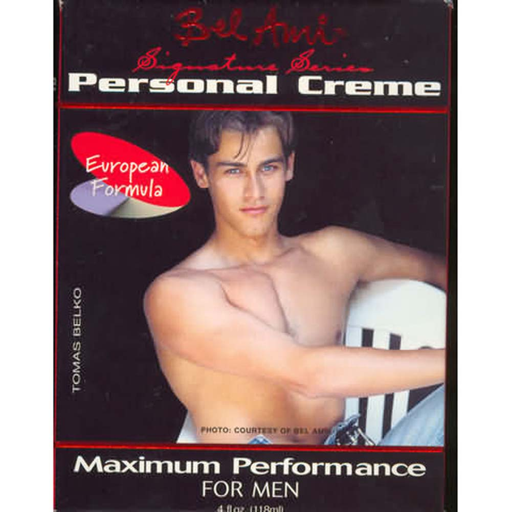 Bel Ami Personal Cream 4 Oz. - View #1