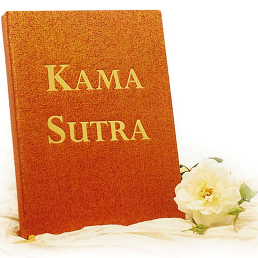 Kama Sutra The Ancient Art of Making Love for the New Millennium Book - View #1