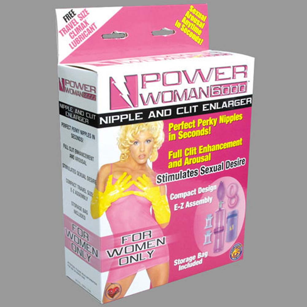 Power Woman 6000 Nipple and Clit Enlarger - View #1