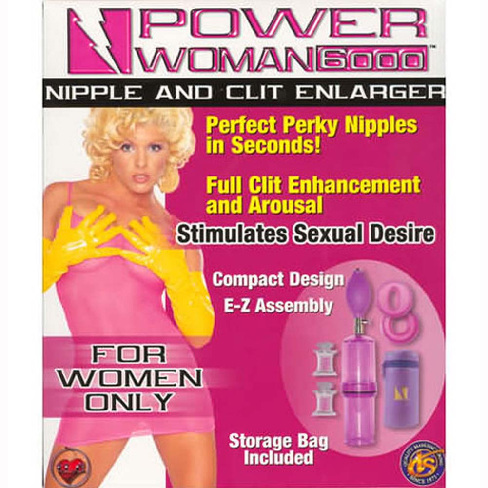 Power Woman 6000 Nipple and Clit Enlarger - View #3