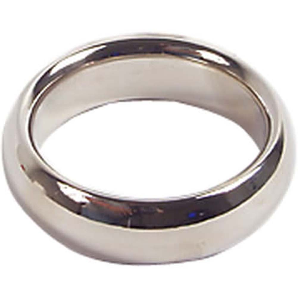 "Alchemy Metal Cock Ring 2.125"" - View #1"