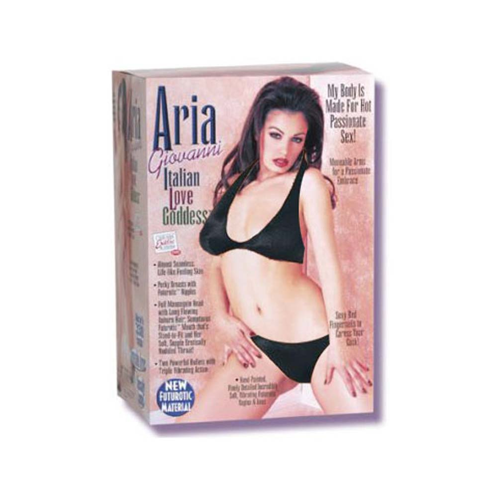 Aria Giovanni Futurotic Love Doll - View #1
