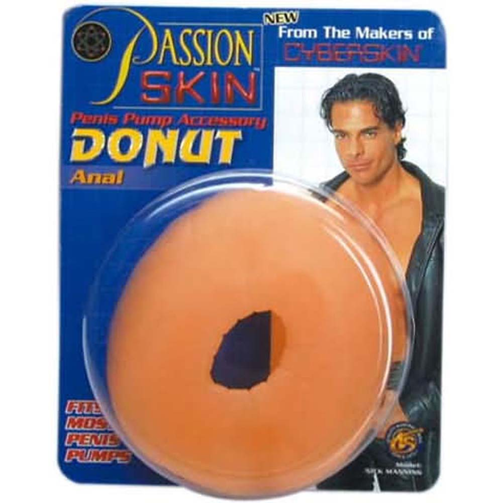Passion Skin Pump Donut Anal - View #1