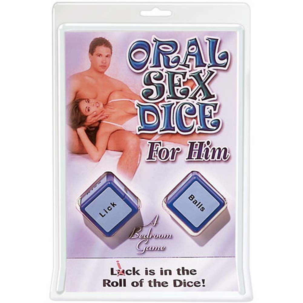 Oral Sex Dice For Him - View #1