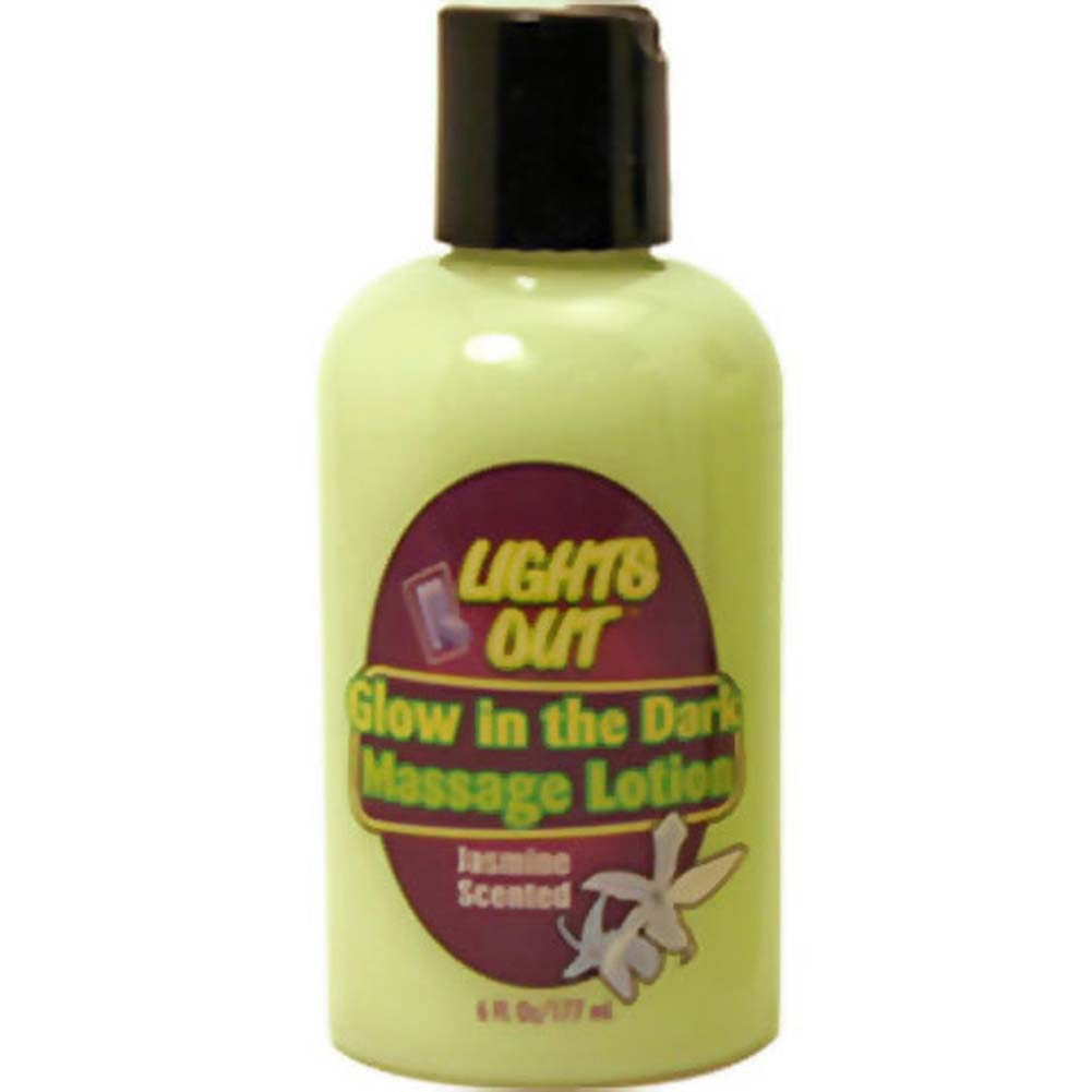 Lights Out Massage Lotion Jasmin 6 Fl. Oz. - View #1