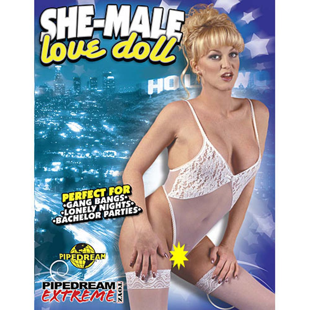 She Male Love Doll - View #1