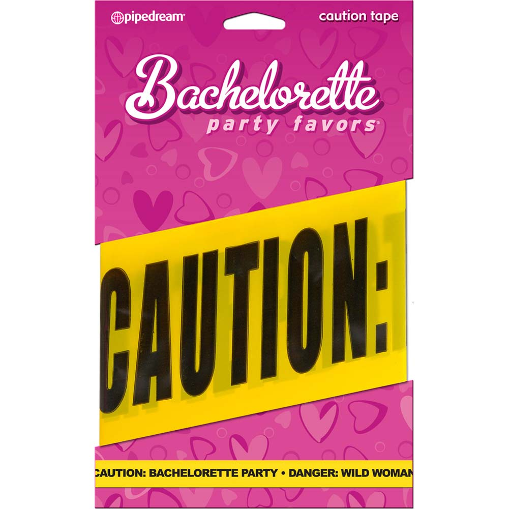 Bachelorette Party Favors Caution Tape 20 Ft. - View #1