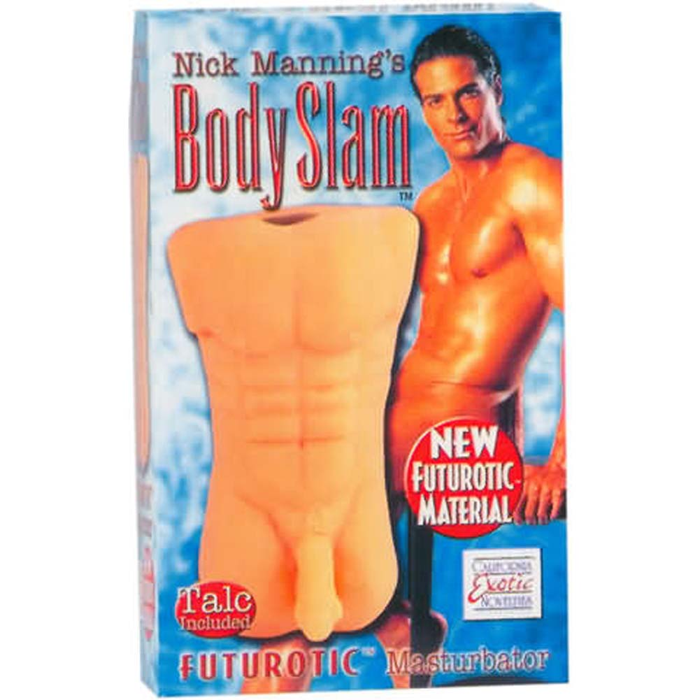 Nick Manning Body Slam - View #1