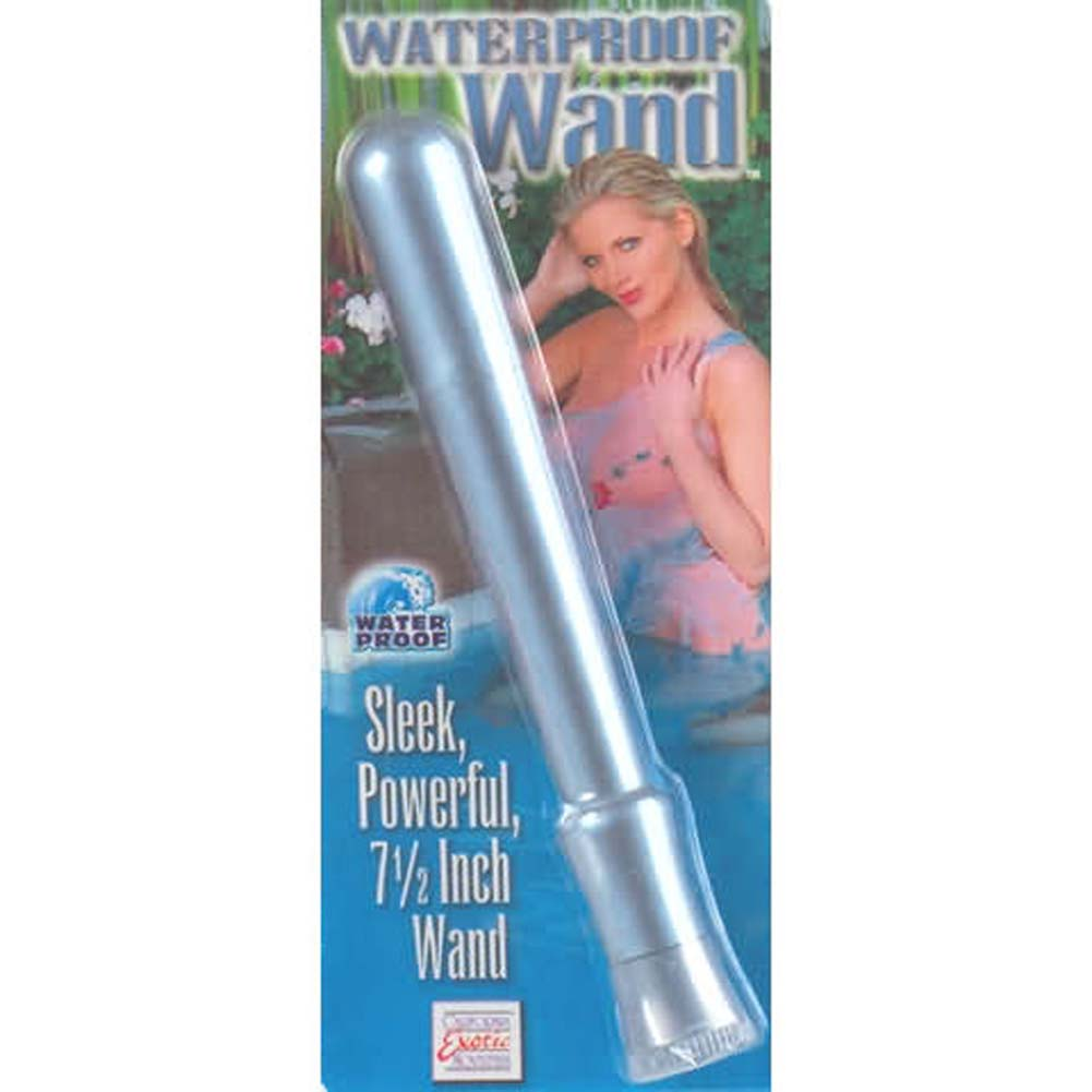 "Waterproof Wand 7.5"" Blue - View #1"