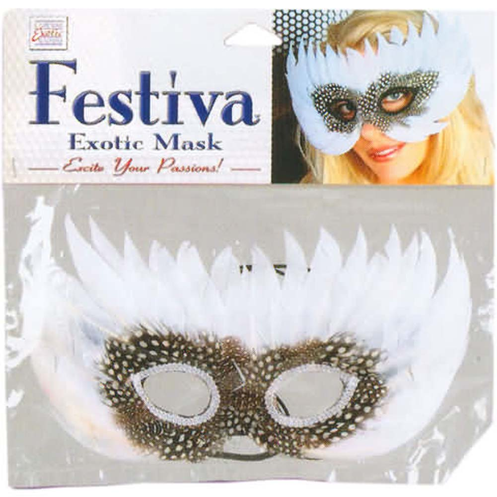 Festiva Exotic Mask White - View #1