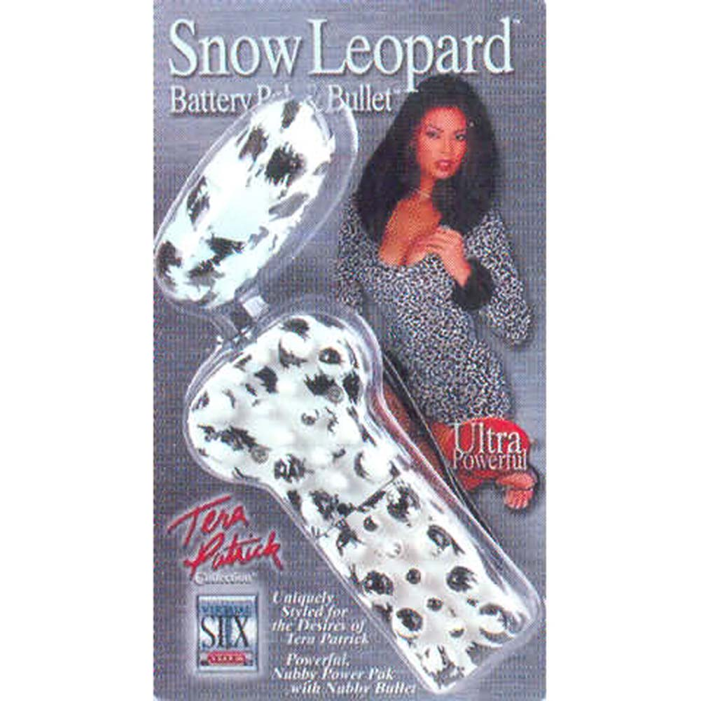 Tera Patrick Snow Leopard Battery Pak And Bullet - View #1