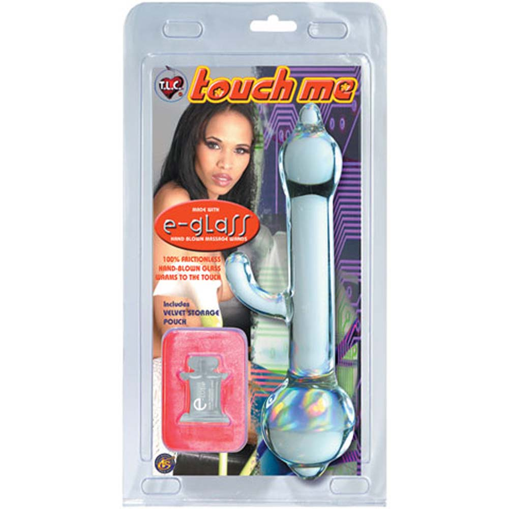 CyberGlass Touch Me Massager 8 In. - View #1