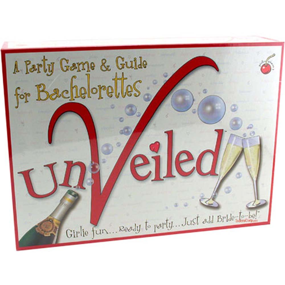 Unveiled the Bachelorette Party Game - View #2