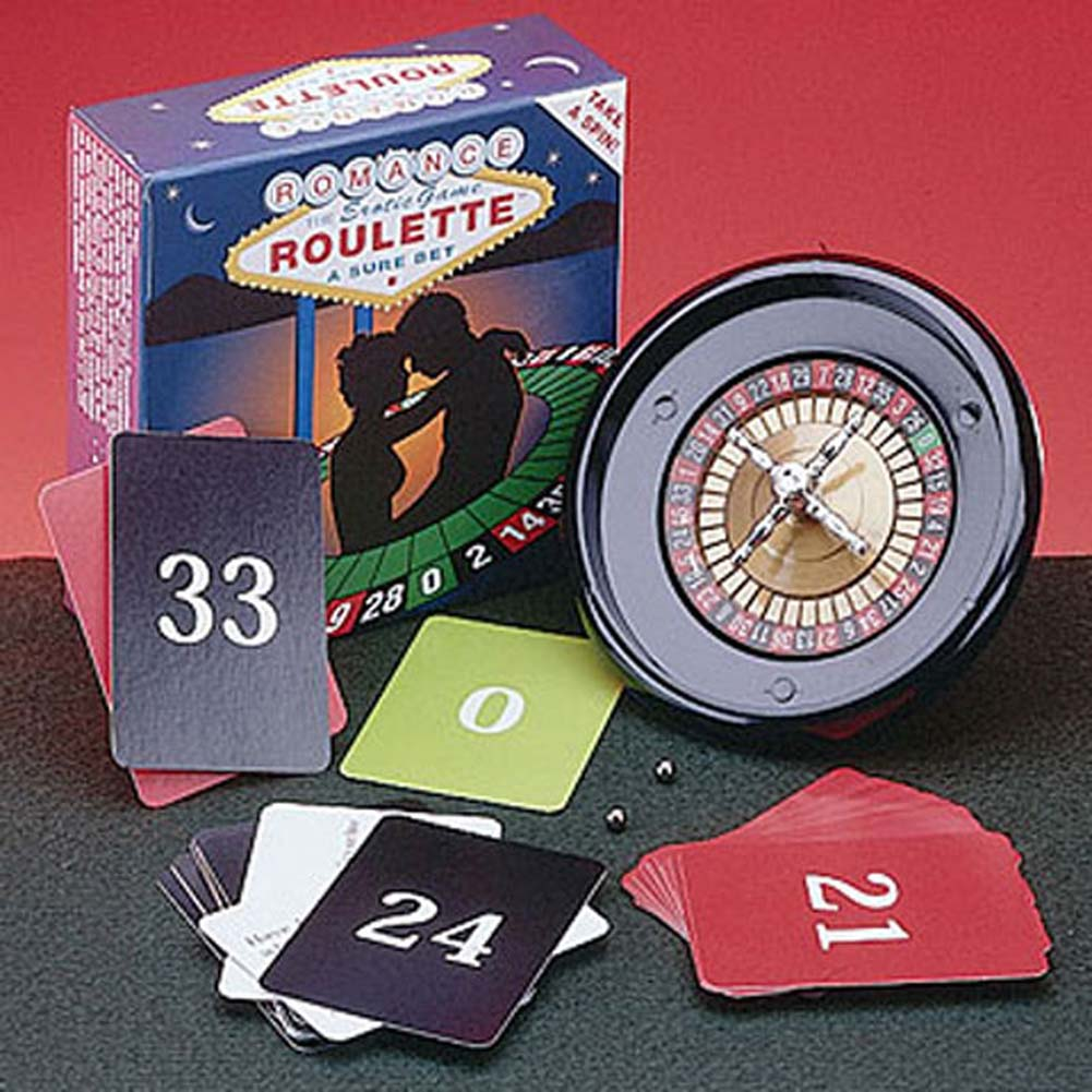 Romance Roulette Game - View #1