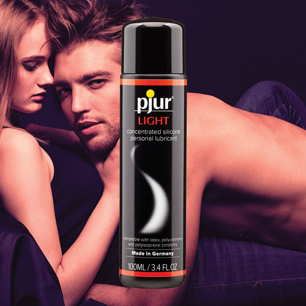 Pjur Eros Light Love Bodyglide Silicone Personal Lubricant 3.4 Fl.Oz 100 mL - View #3