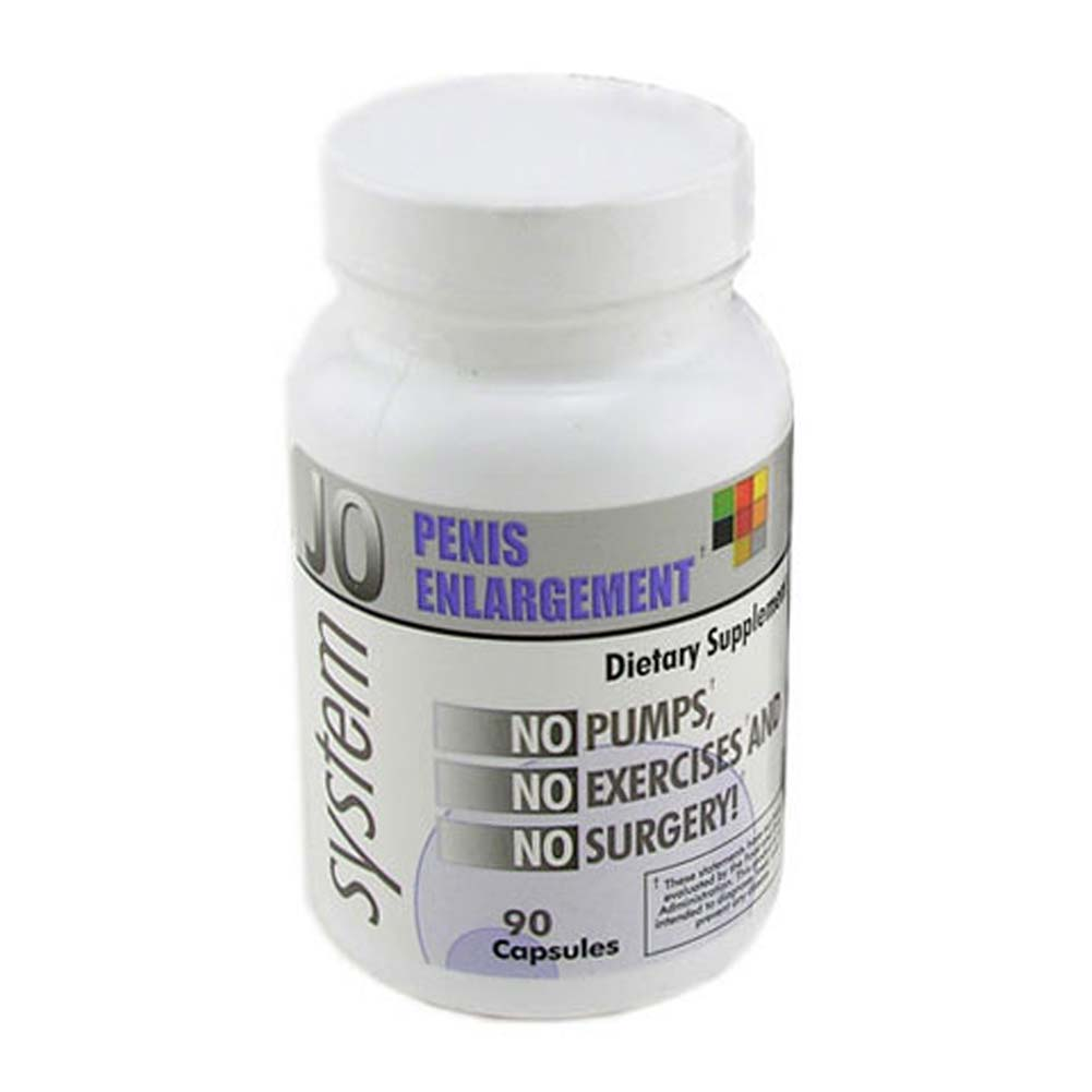 System JO Penis Enhancer Tablets 90 Capsules - View #2