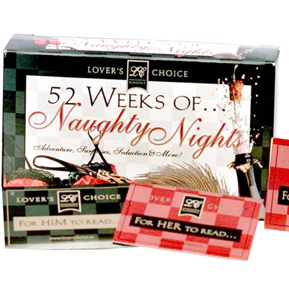 52 Weeks of Naughty Nights Bedroom Game - View #3