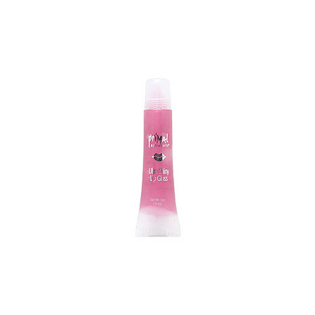 Primal Elements Ultra Shiny Lip Gloss Pink Lemonade - View #1