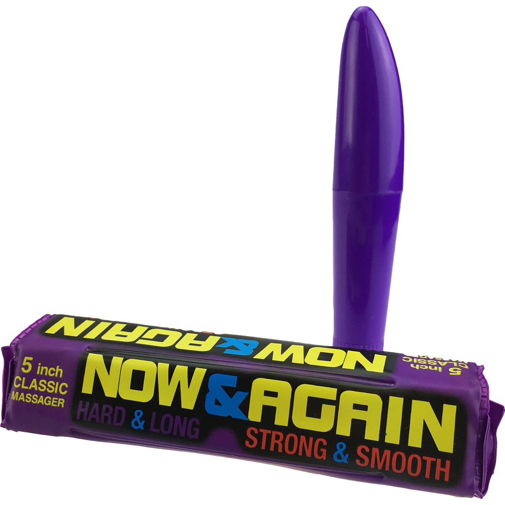 """Now and Again Massager 5"""" Vibe - View #1"""