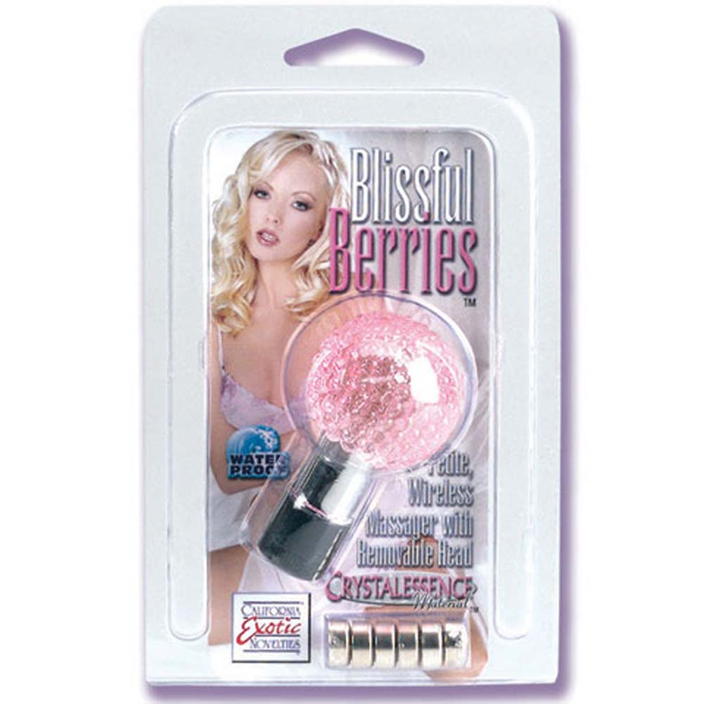 Blissful Berries Waterproof Crystalessence Vibe Pink 2.5 In. - View #1