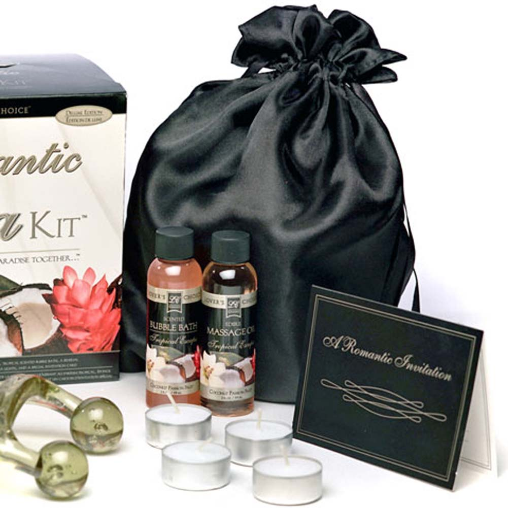 Romantic Spa Kit - View #3