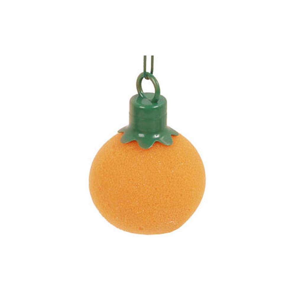 Waterproof Vibrating Mini Bath Buddies Orange - View #1
