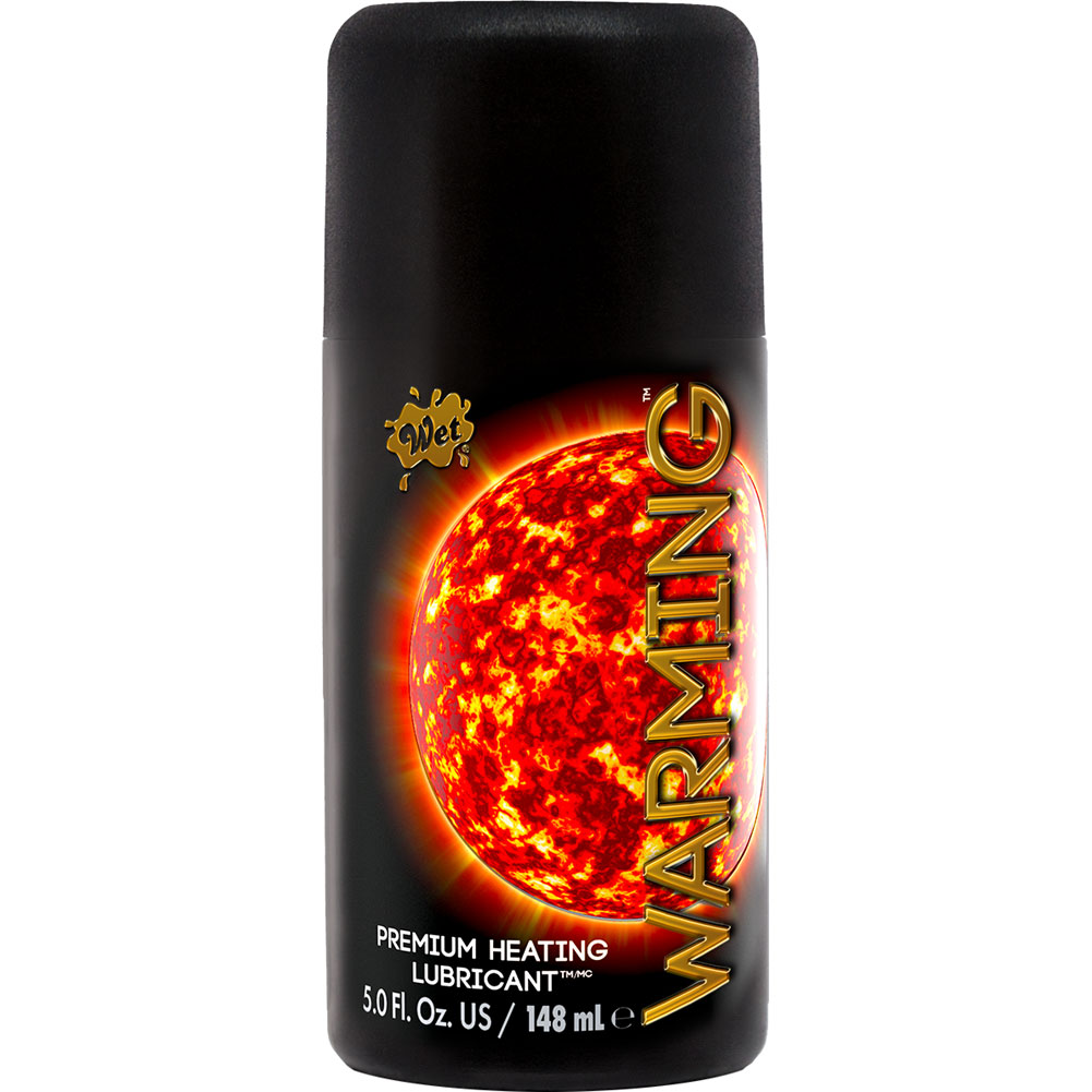 Wet Warming Intimate Lubricant 5.1 Oz. - View #1