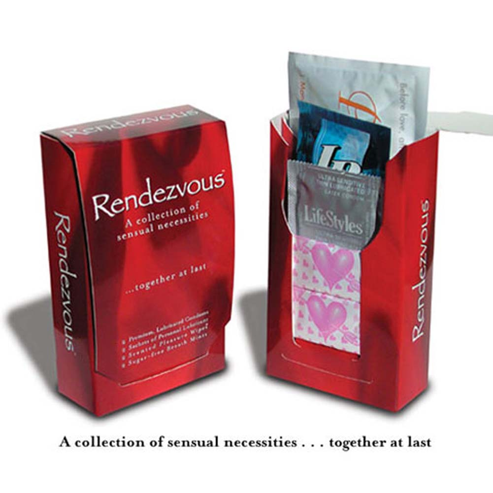 Rendezvous a Collection of the 8 Finest Condoms - View #2