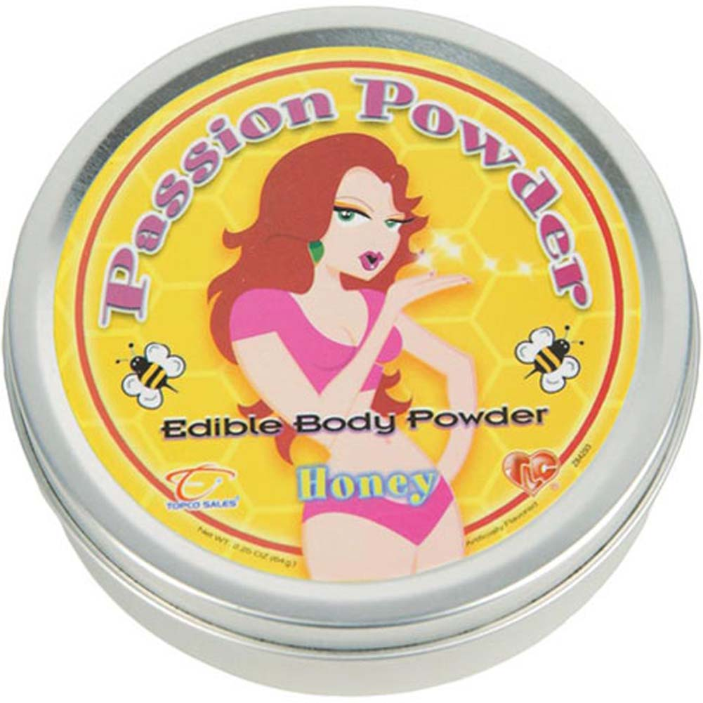 Passion Powder Honey 2.25 Oz - View #2