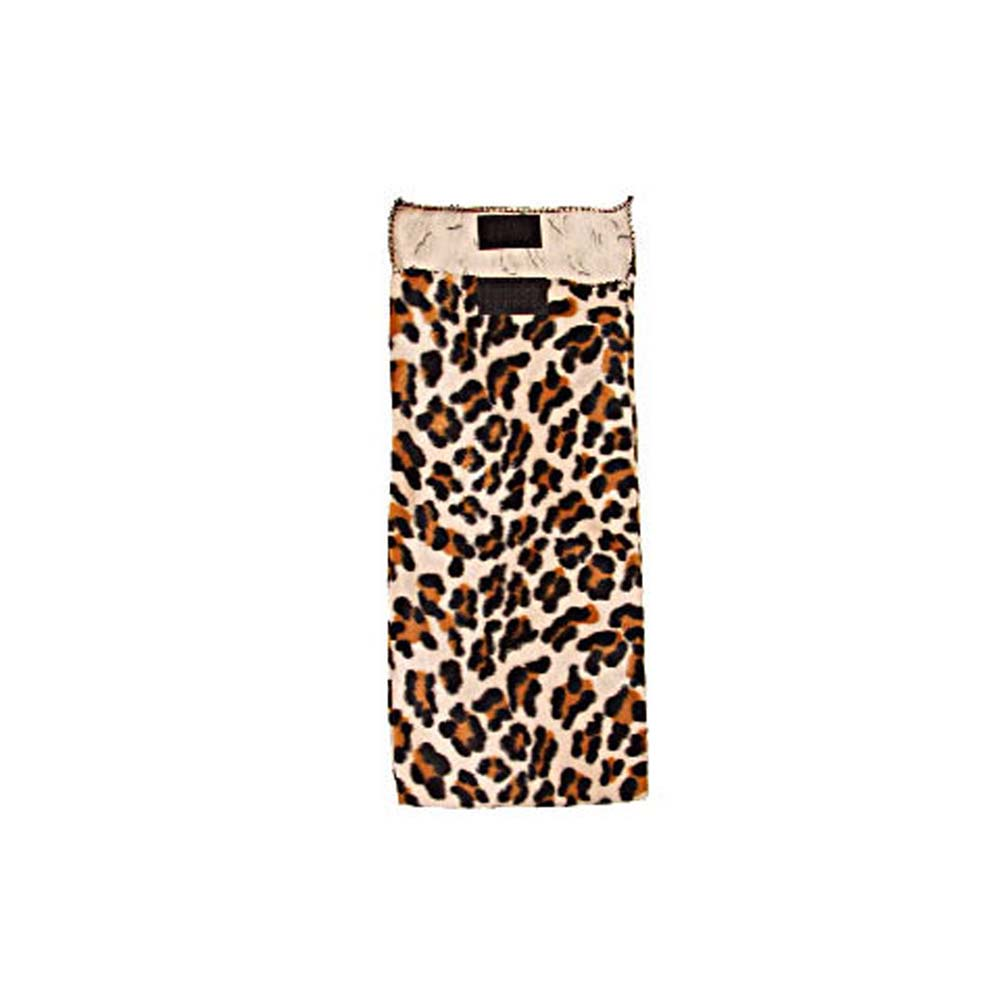 "Travel Pouch Leopard 12 by 6"" - View #1"