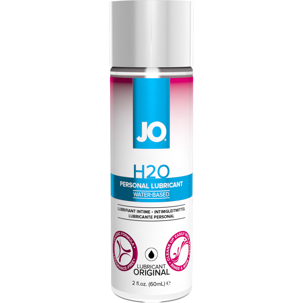 JO for Women H2O Personal Lubricant 2 Fl. Oz. - View #1