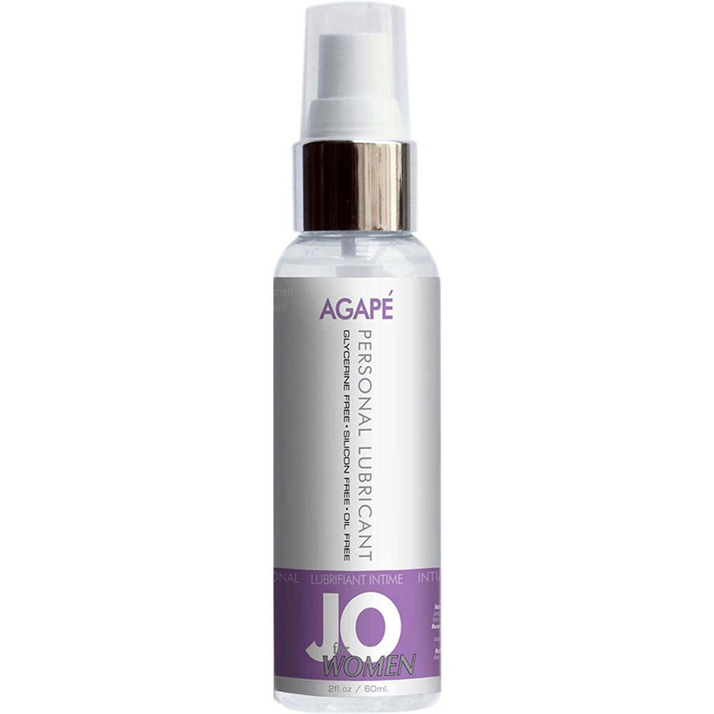 JO for Women Agape Personal Lubricant for Women 2 Fl. Oz. - View #1