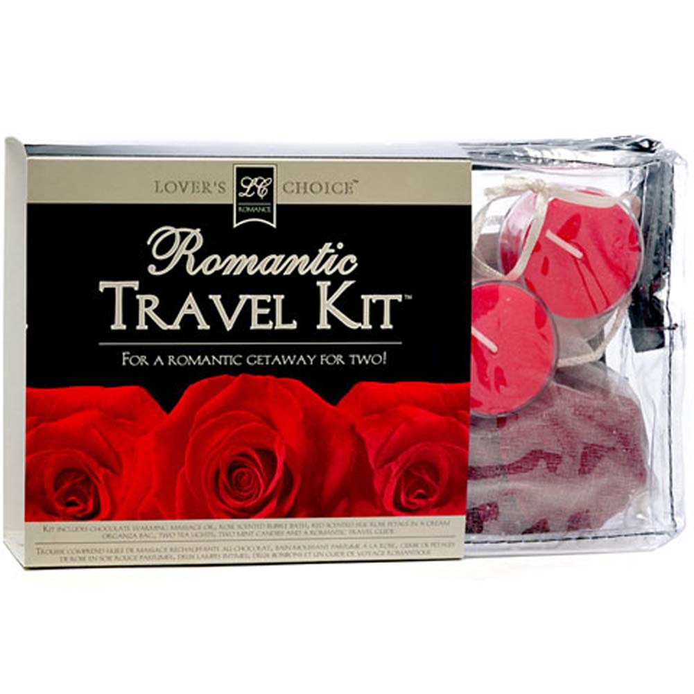 Romantic Travel Kit - View #1