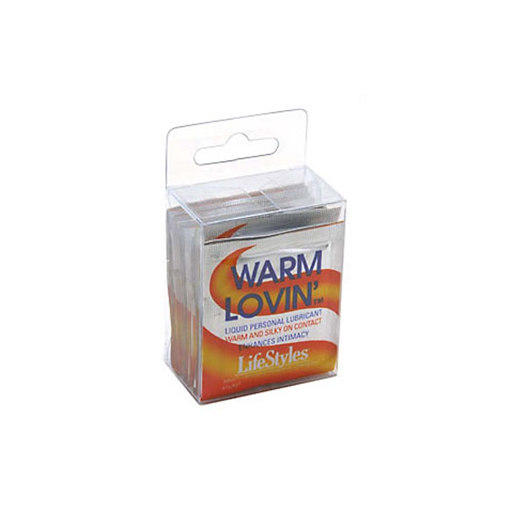 Warm Lovin Liquid Personal Lubricant Pack - View #1